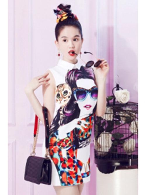 Thiết kế váy, áo thời trang