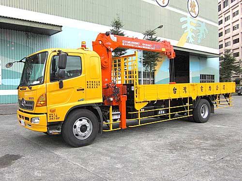 Xe cẩu Kanglim 5 tấn