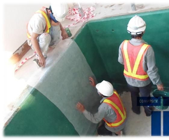 Dịch vụ bọc phủ composite