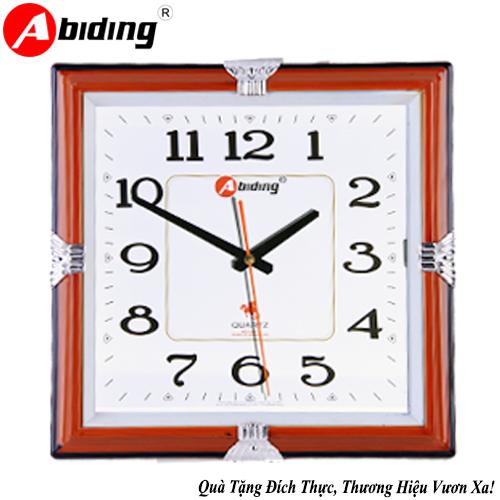 Đồng hồ treo tường vuông