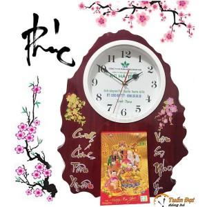 Đồng hồ treo tường có lịch