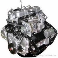 Động cơ dầu diesel cho xe