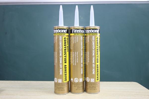 Silicone-Titebond