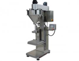 Máy định lượng bột bán tự động