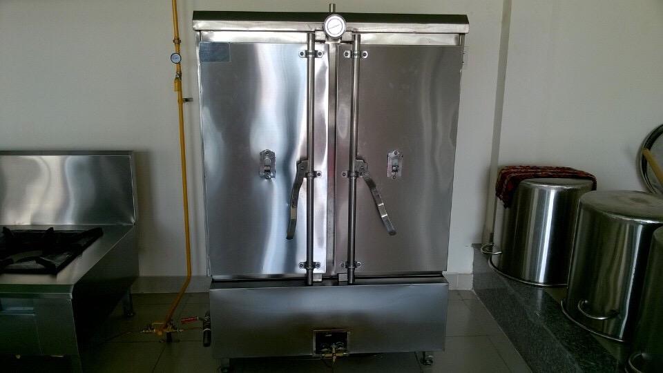 Tủ cơm công nghiệp Ngọc Luân