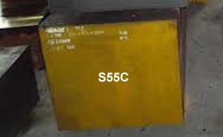 Thép S55C