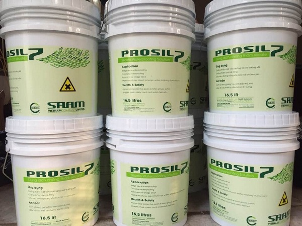 Dung Dịch Chống Thấm Prosil 7