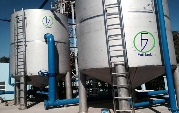 Bồn xử lý nước thải