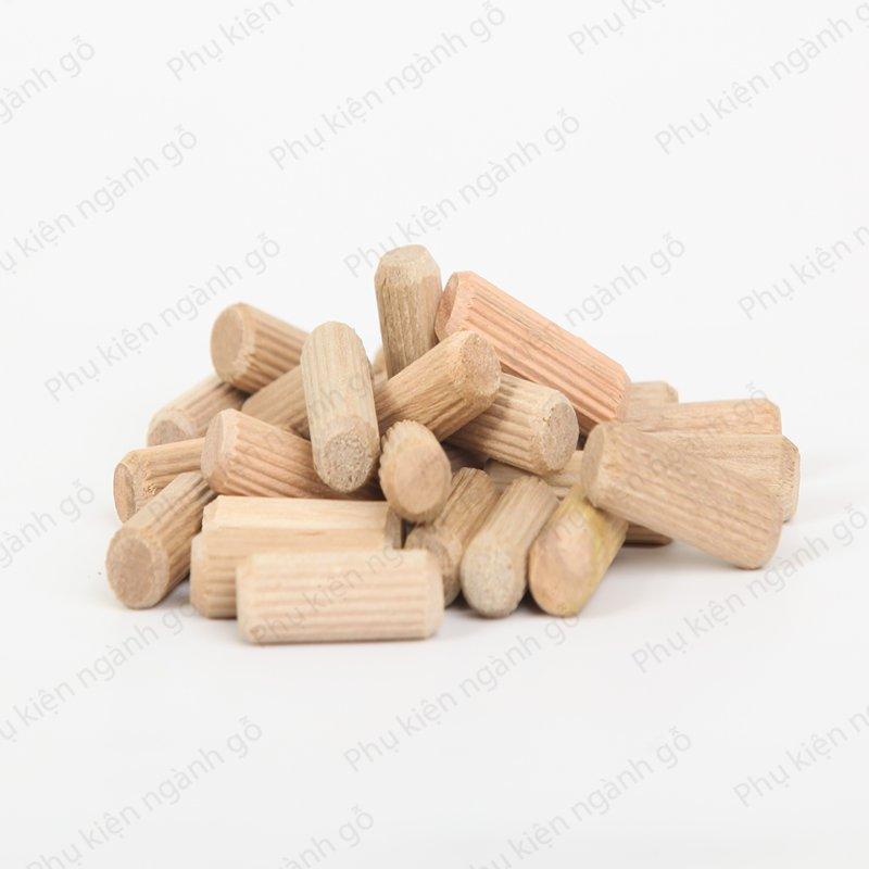 Chốt gỗ thẳng