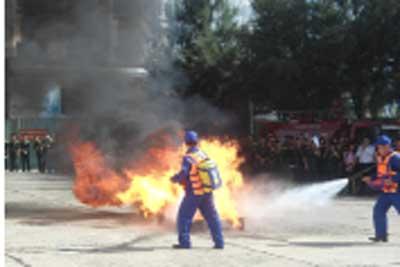 Balo chữa cháy AS 1500