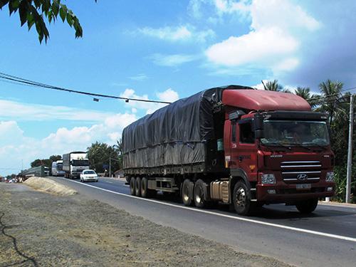 Vận tải hàng hóa đường dài
