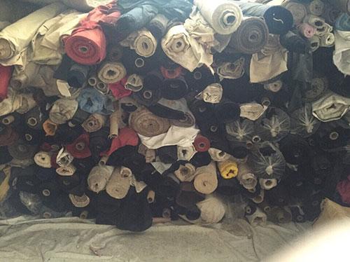 Thu mua vải vụn