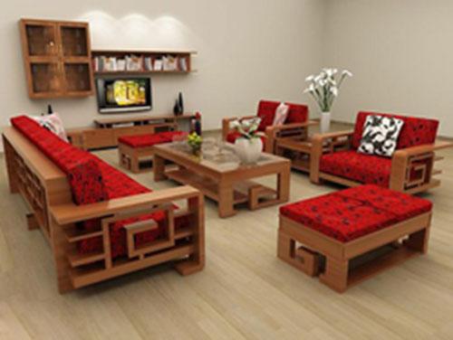 Sofa gỗ