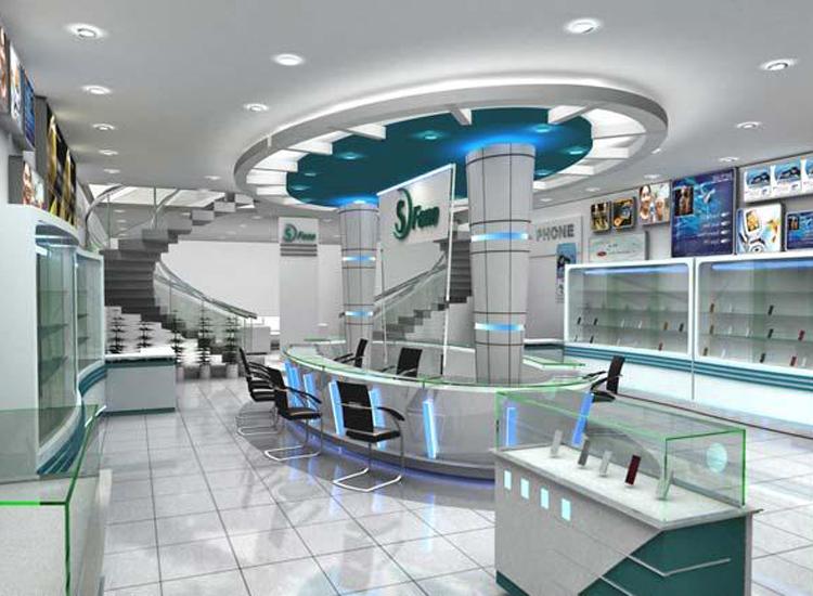 Thiết kế, thi công Showroom