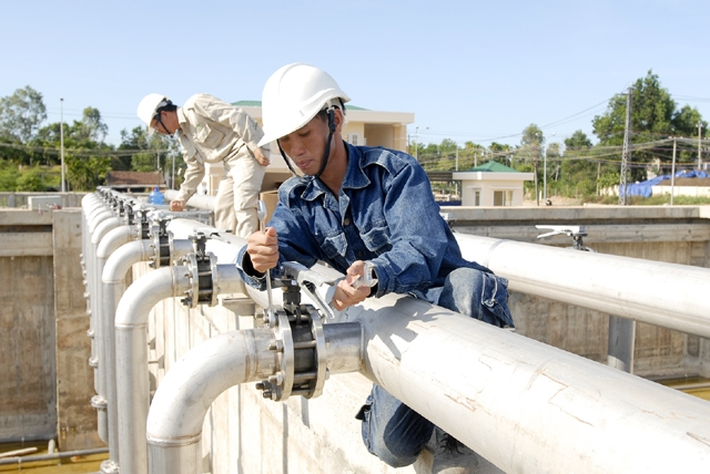 Bảo trì sửa chữa hệ thống ống sản xuất