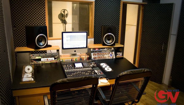 Phòng thu âm