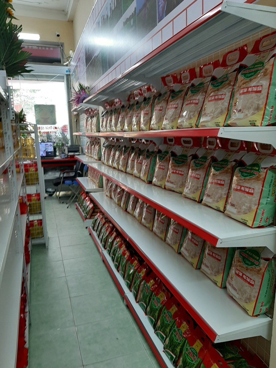 Gạo Nhật Phú Thái