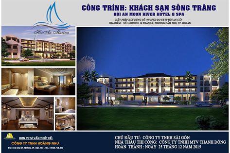 Khách sạn Sông Trăng