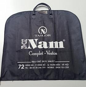 Túi vải đựng áo vest