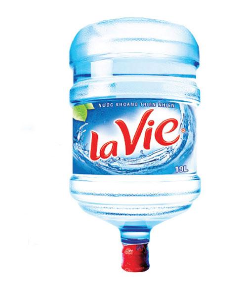 Bình nước Lavie 20L