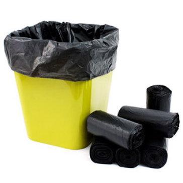 Bộ 6 cuộn túi đựng rác đen