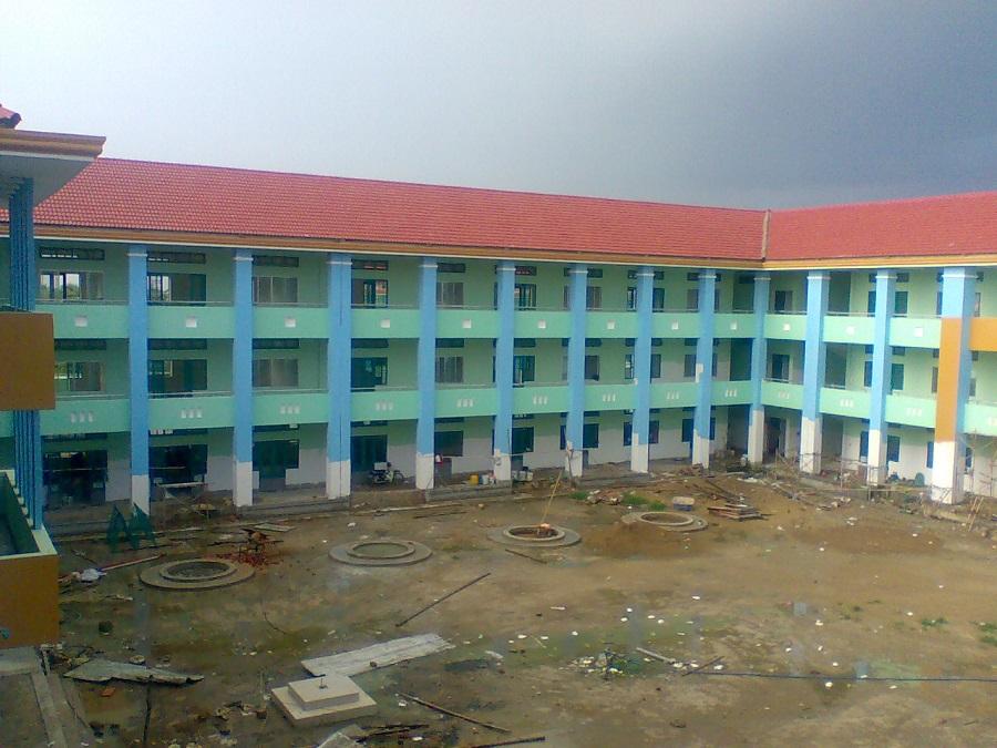 Thiết kế, xây dựng trường học