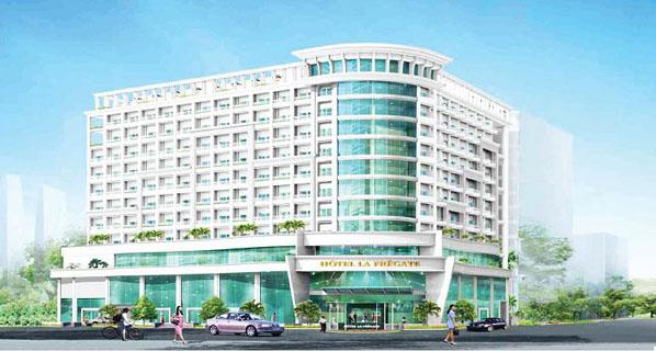 Thiết kế, xây dựng khách sạn
