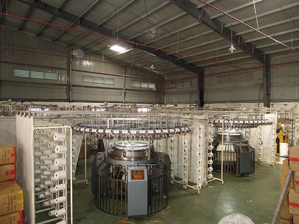 Xưởng Dệt