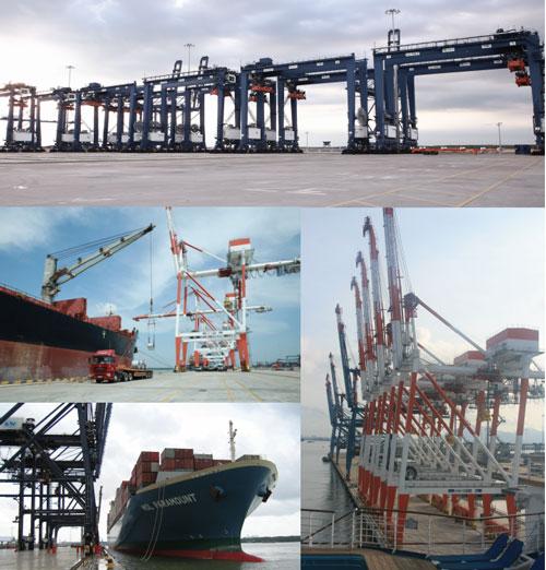 Dịch vụ khai thác cảng