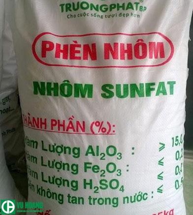 Amoni-Nhôm-Sulfat