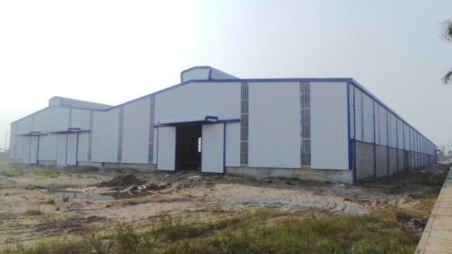 Nhà máy chế biến Công ty Lam Sơn