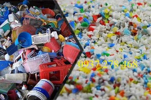 Thu mua nhựa