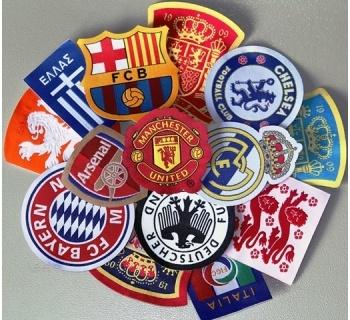 Dệt logo đội bóng