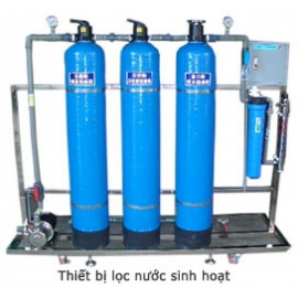 Bộ xử lý nước chăn nuôi