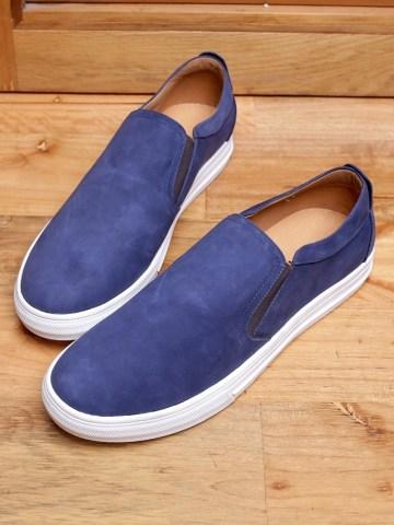 Giày mọi da
