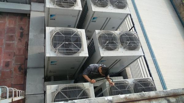 Bảo trì hệ thống điện lạnh