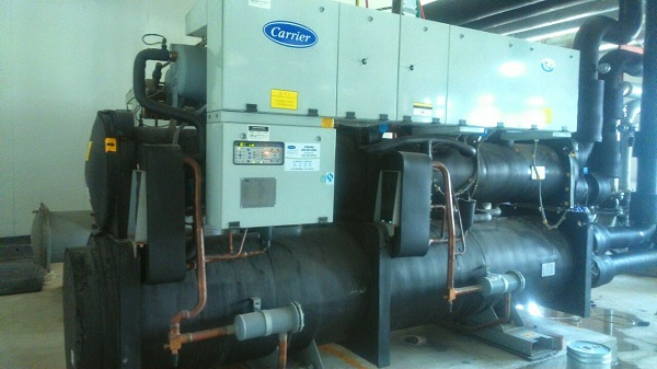 Máy lạnh CHILLER CARRIER