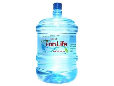 Nước Uống I-On Life Bình 19 Lít