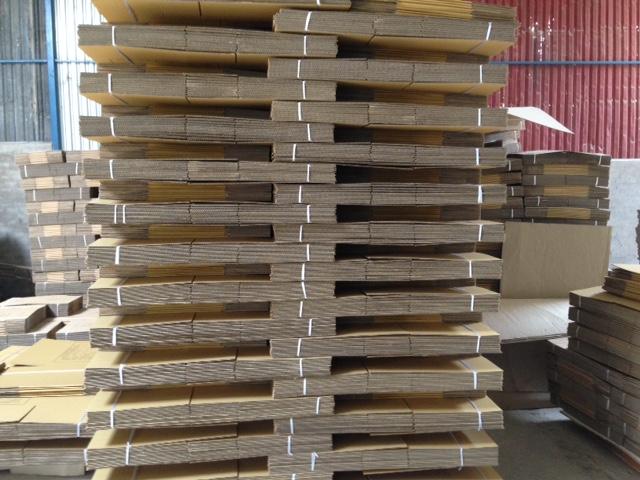 Bao bì giấy kraft