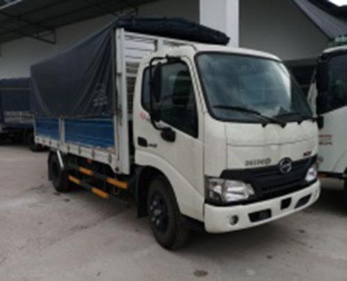 Xe tải Hino 5 tấn