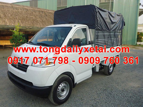 Xe tải Suzuki Carry 650KG