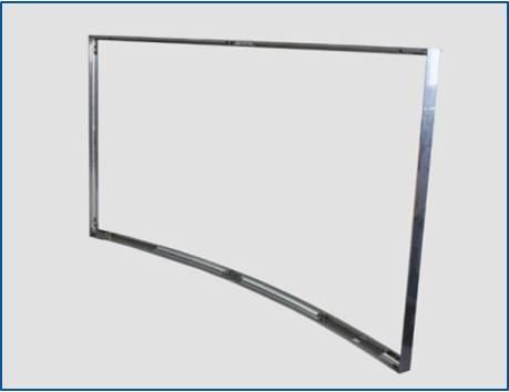 Gia công viền khung màn TV