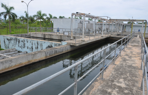 Trạm xử lý nước thải công nghiệp