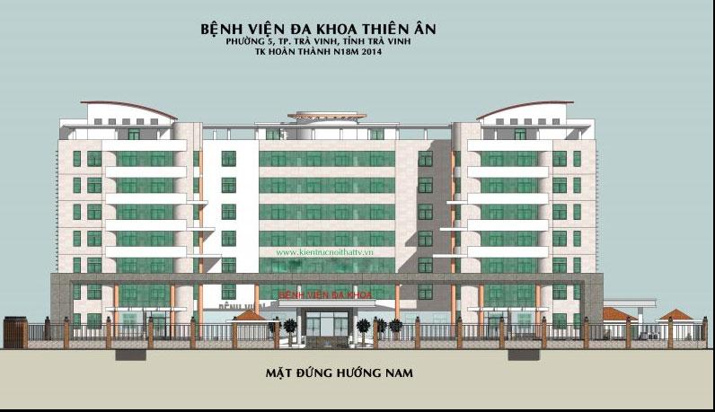 Kiến trúc bệnh viện