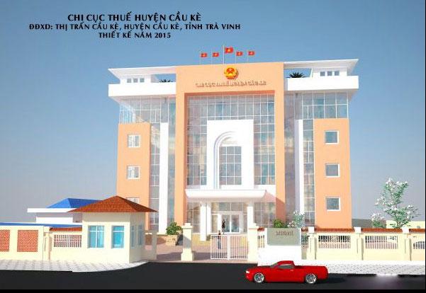 Kiến trúc trụ sở cơ quan