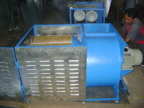 Hệ thống quạt cấp khí sạch