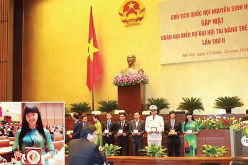 Đại biểu Đại hội Tài Năng trẻ Việt Nam
