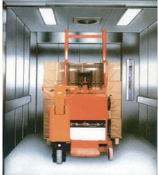 Thang máy tải hàng TH002