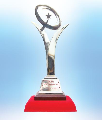Giải bạc chất lượng quốc gia năm 2011