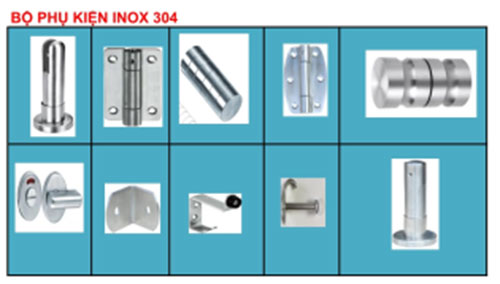 Phụ kiện inox 304 v2